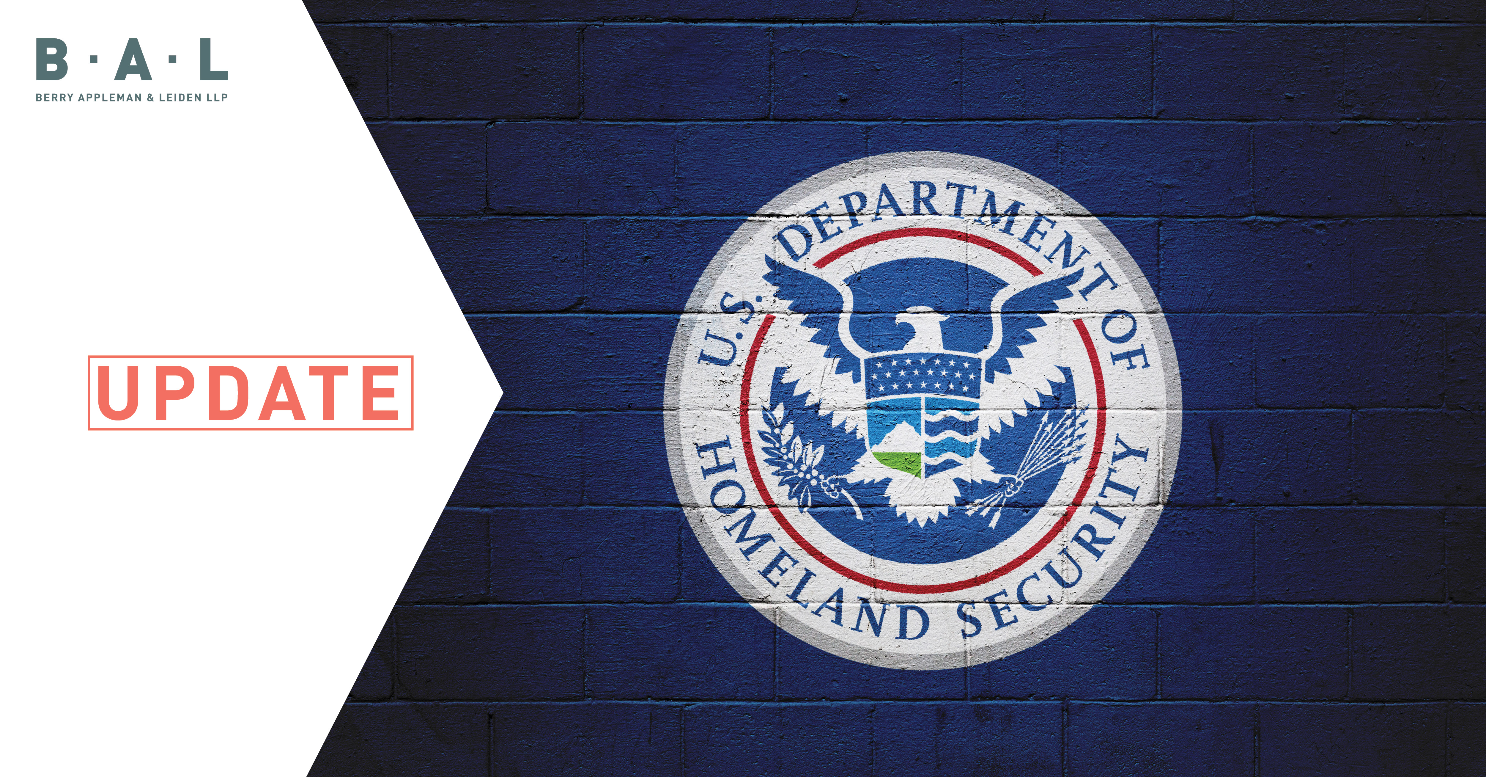 United-States-DHS sets regulatory agenda for coming months - B A L